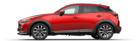 Gama Mazda 4