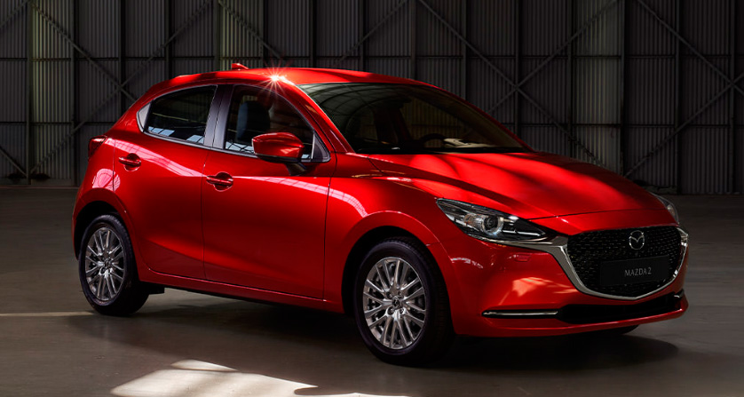 Mazda 2 1