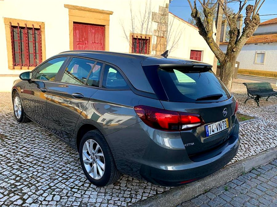 Opel Astra ST 1.6 CDTi Business Edition 17