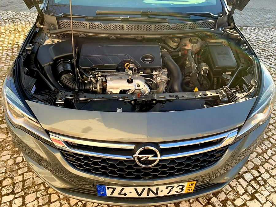 Opel Astra ST 1.6 CDTi Business Edition 16