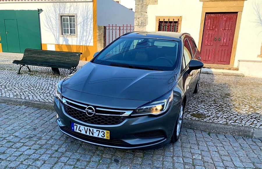 Opel Astra ST 1.6 CDTi Business Edition 2