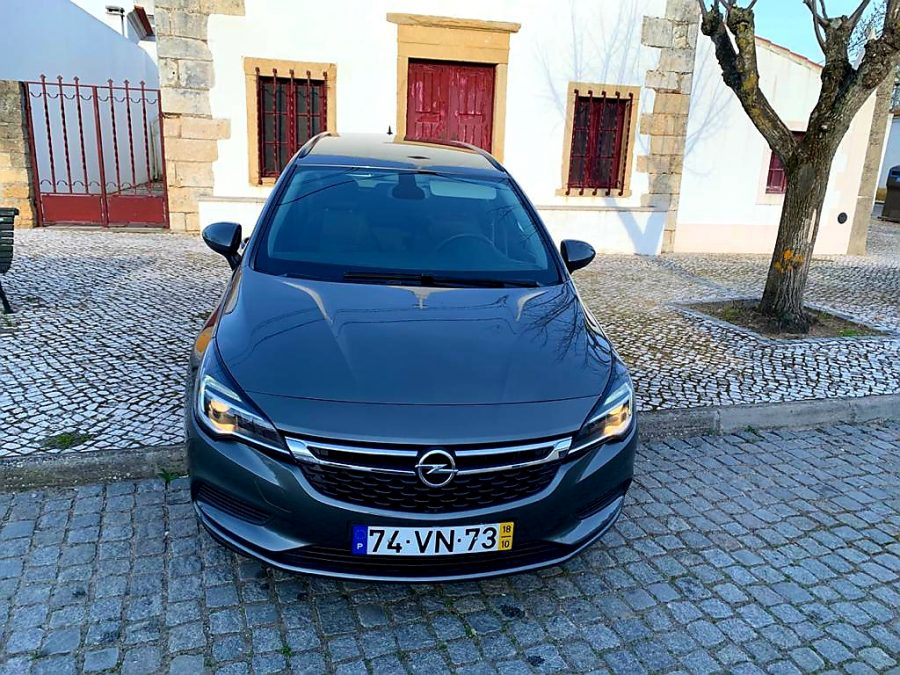 Opel Astra ST 1.6 CDTi Business Edition 19