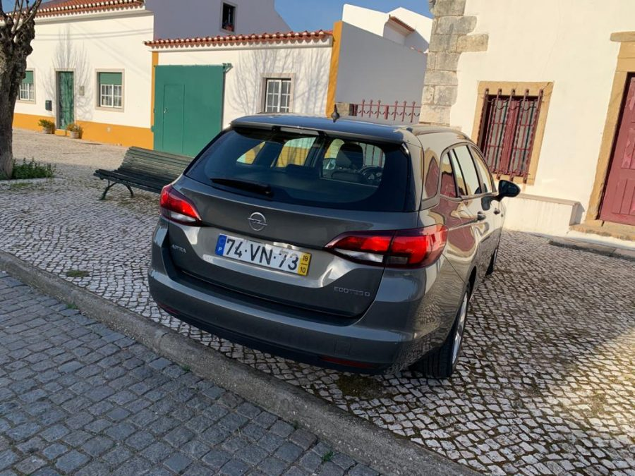 Opel Astra ST 1.6 CDTi Business Edition 18