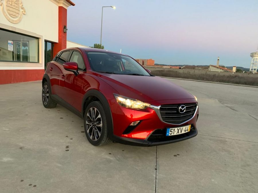 Mazda CX-3 1.8 Skyactiv-D Advance Navi 1