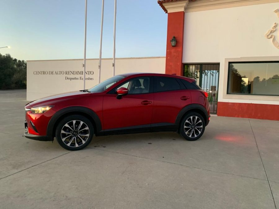 Mazda CX-3 1.8 Skyactiv-D Advance Navi 14