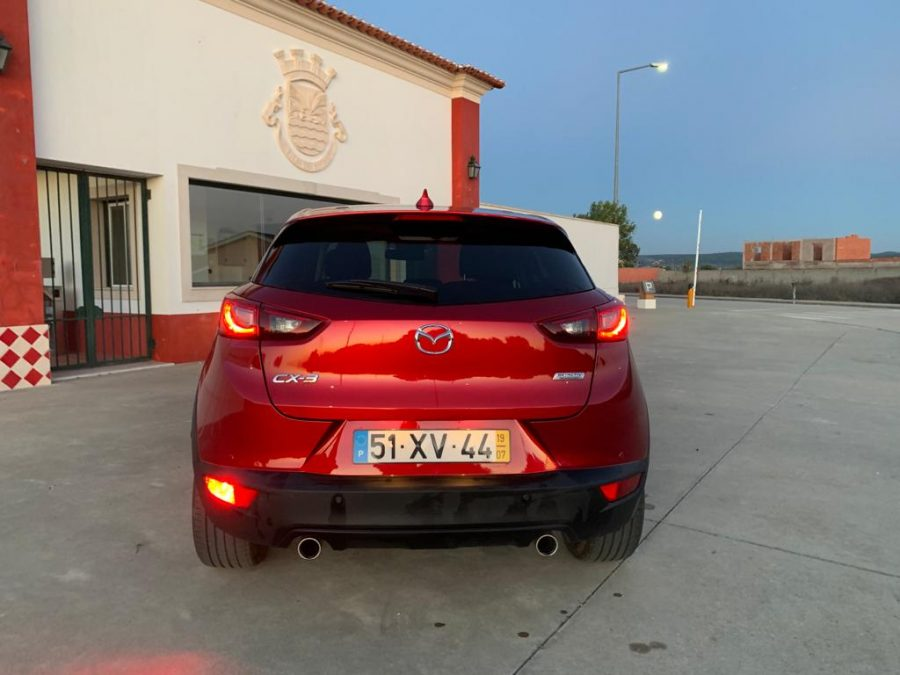 Mazda CX-3 1.8 Skyactiv-D Advance Navi 15