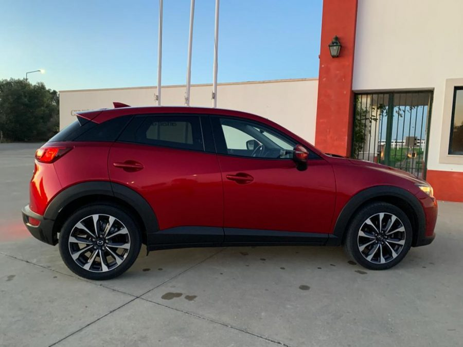 Mazda CX-3 1.8 Skyactiv-D Advance Navi 17