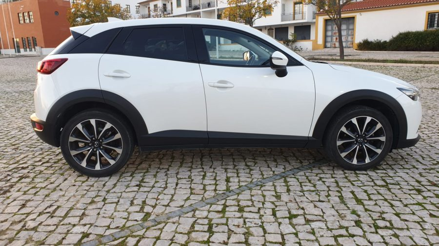 Mazda CX-3 1.8 Skyactiv-D Advance Navi 26