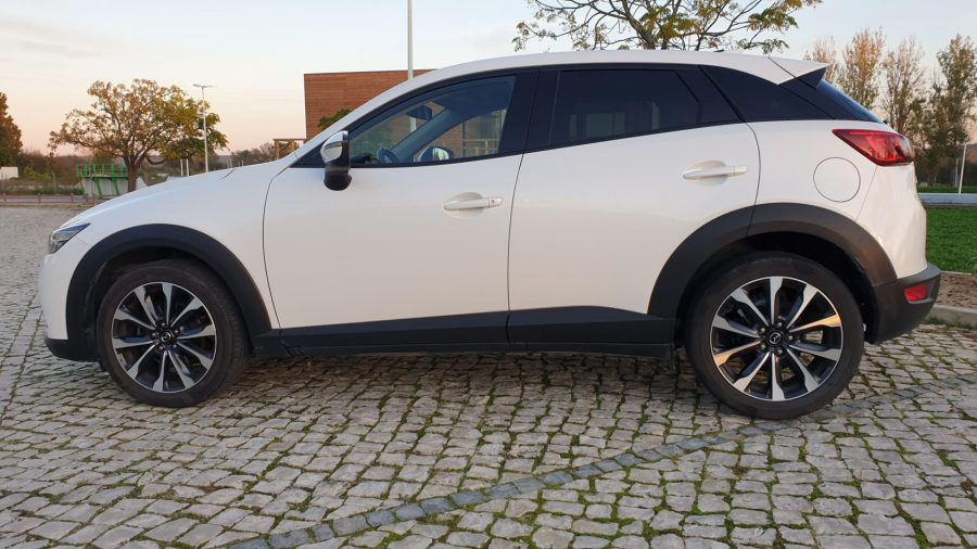 Mazda CX-3 1.8 Skyactiv-D Advance Navi 3