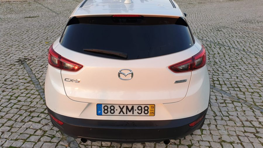 Mazda CX-3 1.8 Skyactiv-D Advance Navi 29