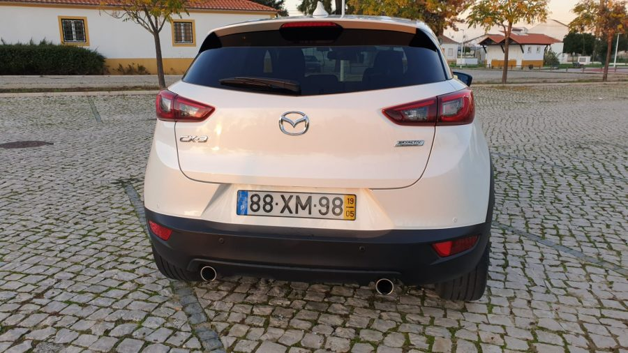 Mazda CX-3 1.8 Skyactiv-D Advance Navi 31