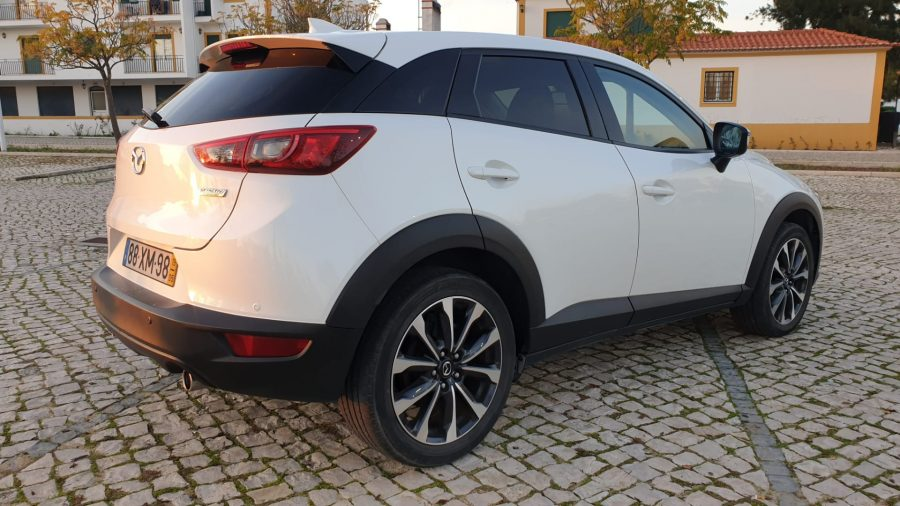 Mazda CX-3 1.8 Skyactiv-D Advance Navi 34