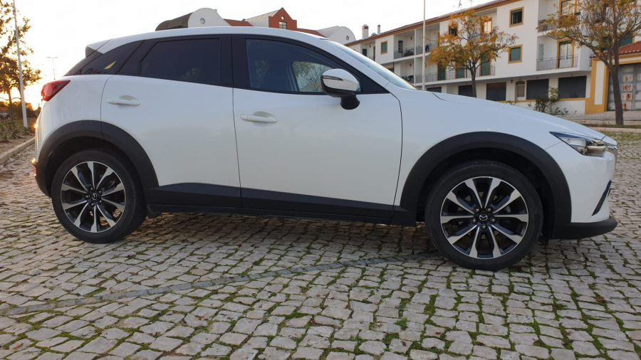 Mazda CX-3 1.8 Skyactiv-D Advance Navi 35