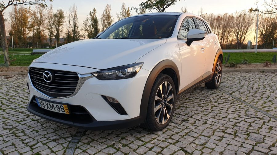 Mazda CX-3 1.8 Skyactiv-D Advance Navi 36