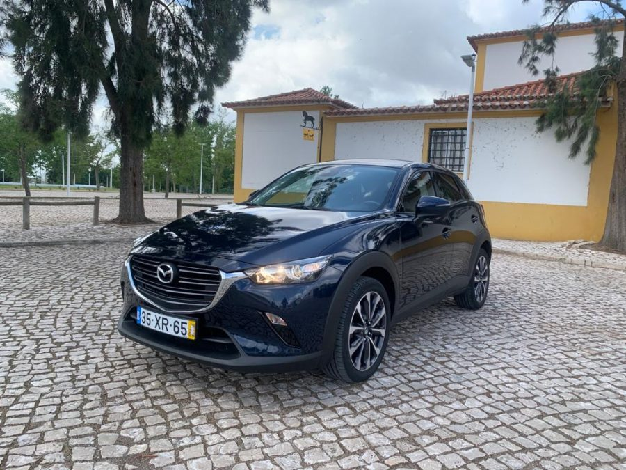 Mazda CX-3 1.8 Skyactiv-D Advance Navi 4