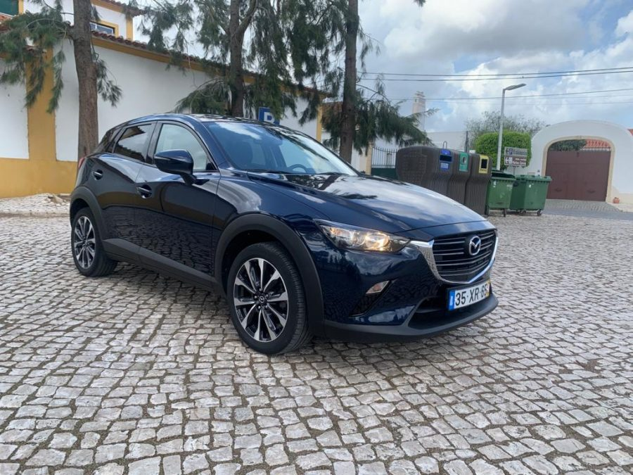 Mazda CX-3 1.8 Skyactiv-D Advance Navi 2