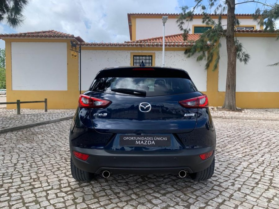 Mazda CX-3 1.8 Skyactiv-D Advance Navi 24