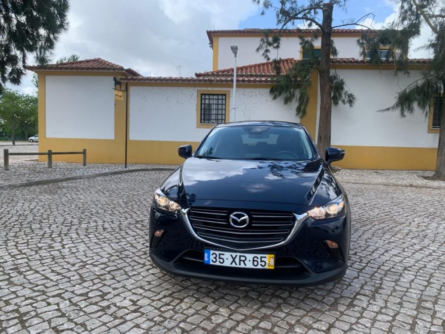 Mazda CX-3 1.8 Skyactiv-D Advance Navi 27