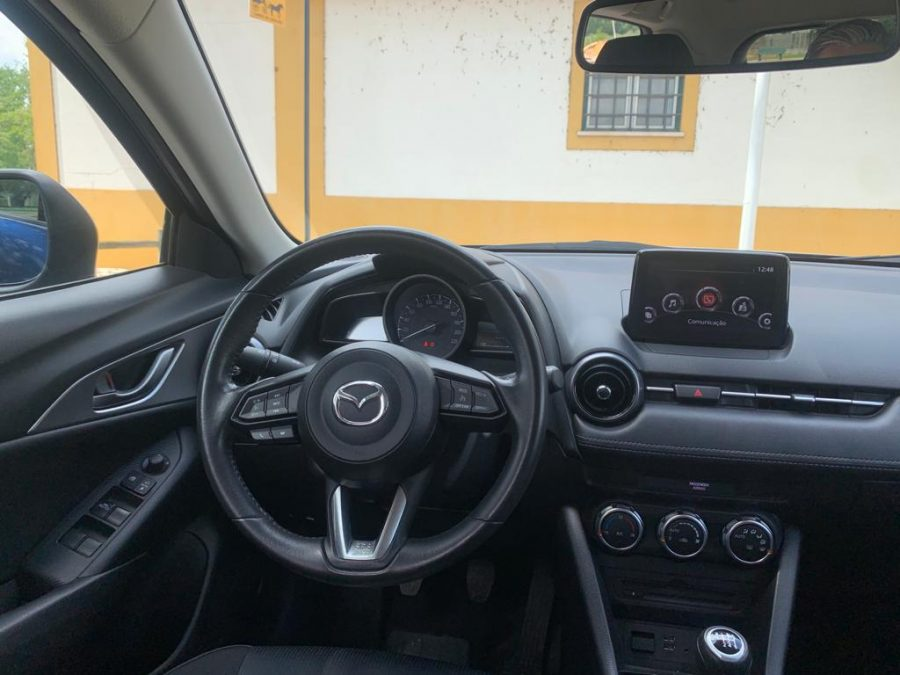 Mazda CX-3 1.8 Skyactiv-D Advance Navi 6