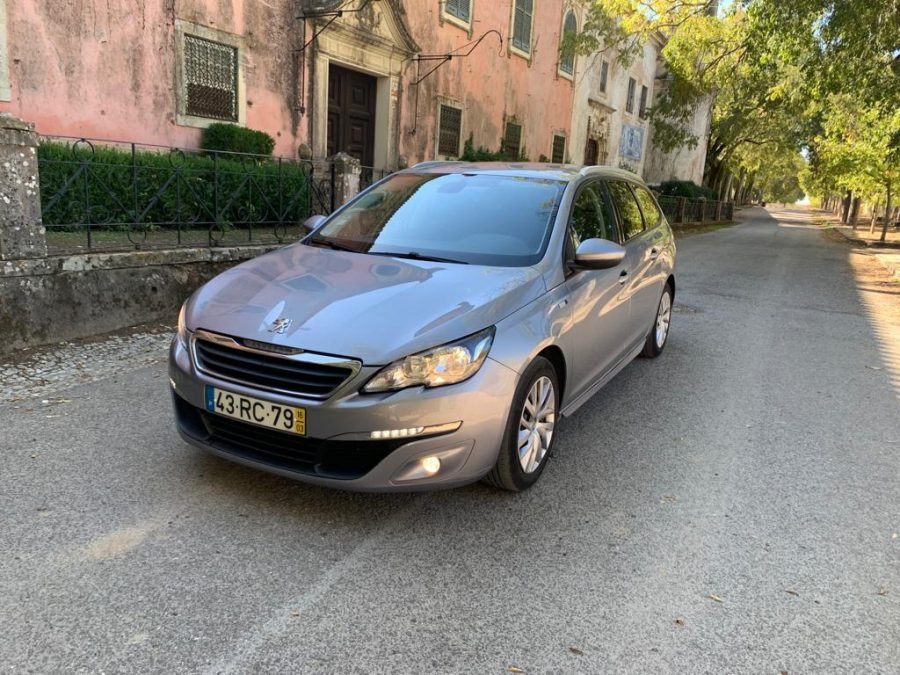 Peugeot 308 SW 1.6 HDi Style 3