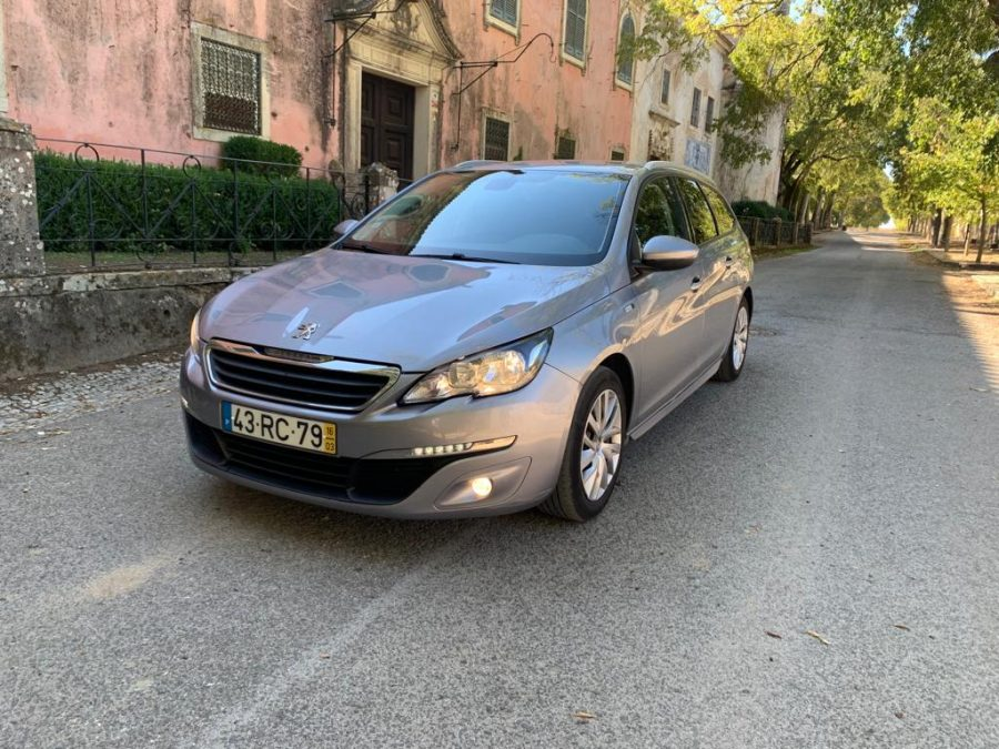 Peugeot 308 SW 1.6 HDi Style 29