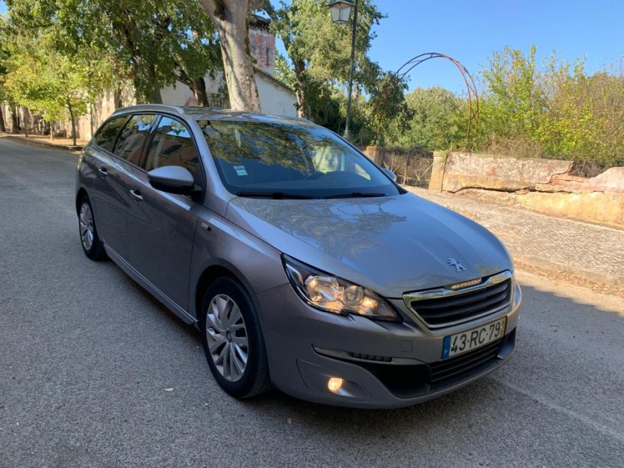 Peugeot 308 SW 1.6 HDi Style 2