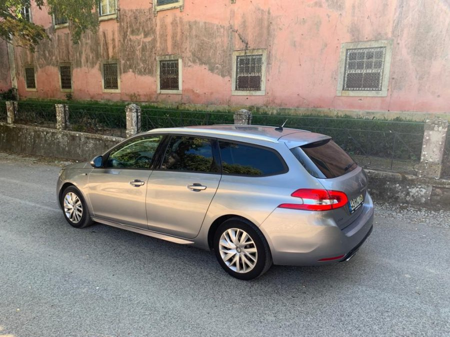 Peugeot 308 SW 1.6 HDi Style 22