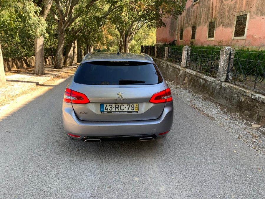 Peugeot 308 SW 1.6 HDi Style 24