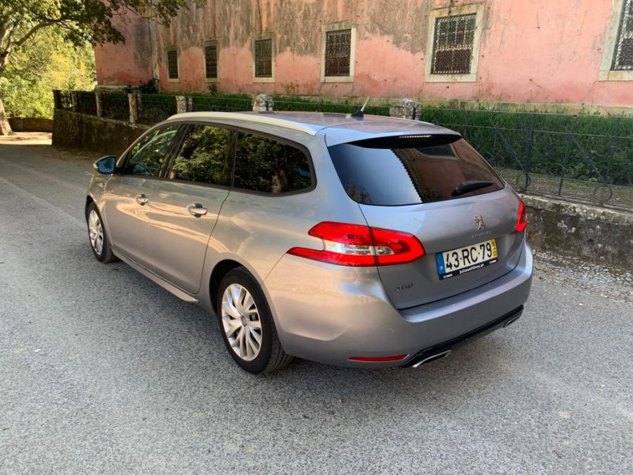 Peugeot 308 SW 1.6 HDi Style 23