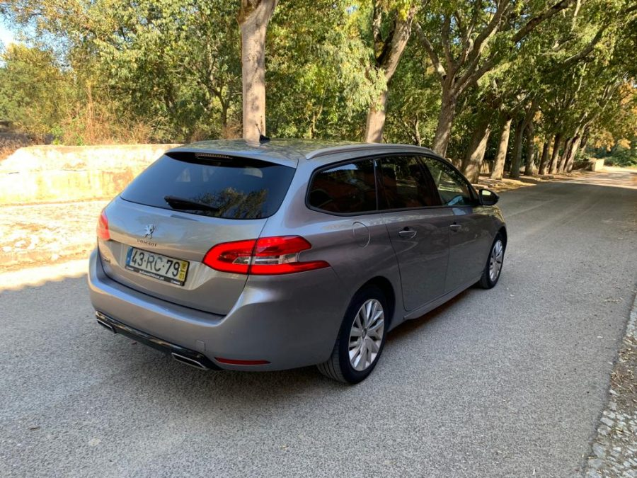 Peugeot 308 SW 1.6 HDi Style 28