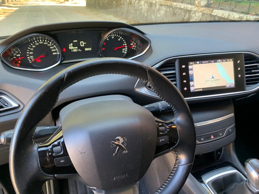 Peugeot 308 SW 1.6 HDi Style 10