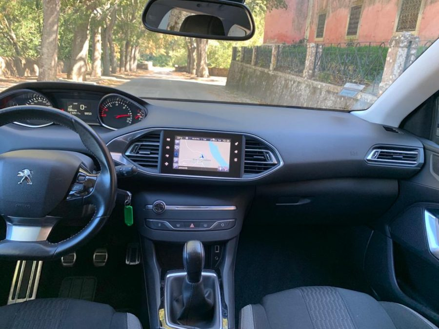 Peugeot 308 SW 1.6 HDi Style 9