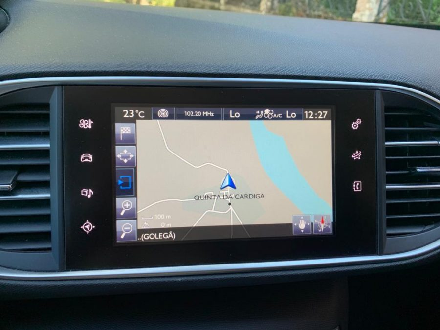 Peugeot 308 SW 1.6 HDi Style 13